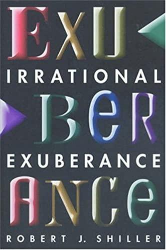 Irrational Exuberance: Shiller, Robert J.