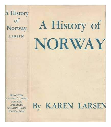 History Of Norway: Karen Larsen