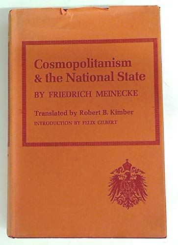Cosmopolitanism and the National State