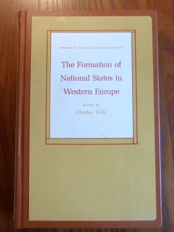 9780691052199: The Formation of National States in Western Europe. (SPD-8) (Studies in Political Development)