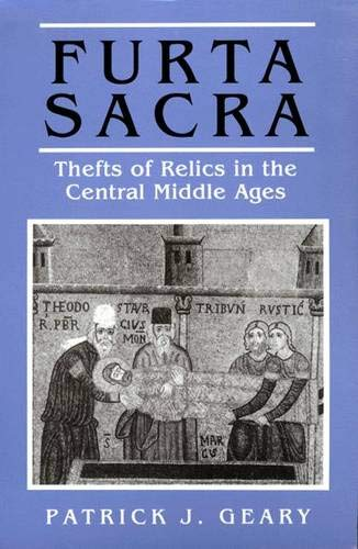 9780691052618: Furta Sacra: Thefts of Relics in the Central Middle Ages