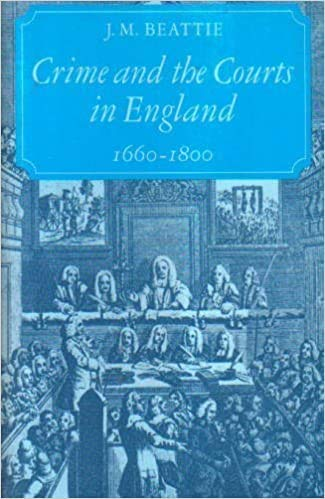 9780691054377: Crime and the Courts in England, 1660-1800