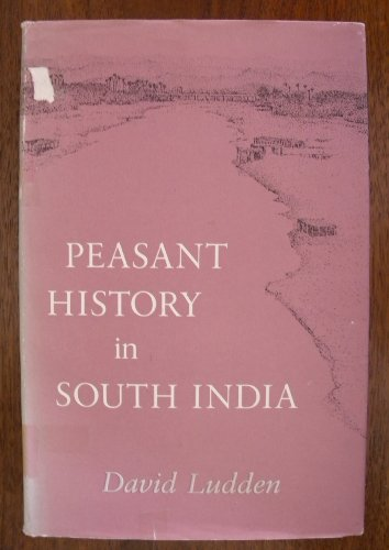 9780691054568: Peasant History in South India