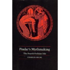 9780691054735: Pindar's Mythmaking: The Fourth Pythian Ode (Princeton Legacy Library)