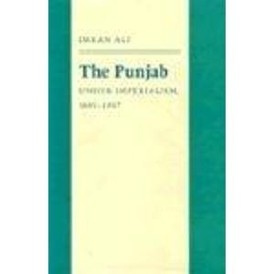 9780691055275: The Punjab Under Imperialism, 1885-1947