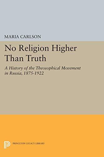 No Religion Higher Than Truth: Carlson, Maria