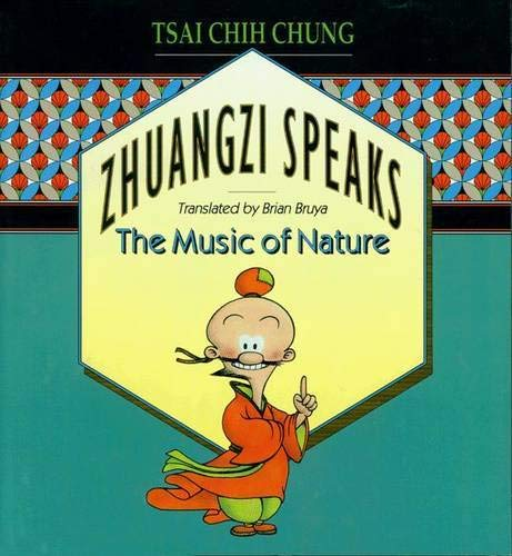 9780691056944: Zhuangzi Speaks: The Music of Nature