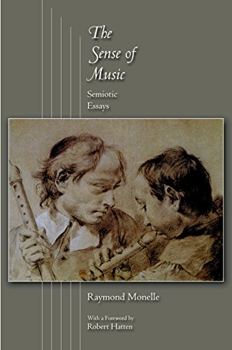 9780691057156: The Sense of Music: Semiotic Essays