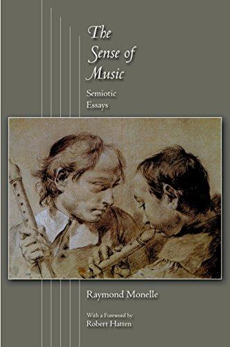 9780691057156: The Sense of Music: Semiotic Essays