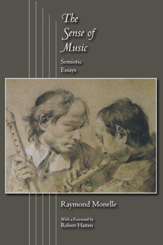 9780691057163: The Sense of Music: Semiotic Essays