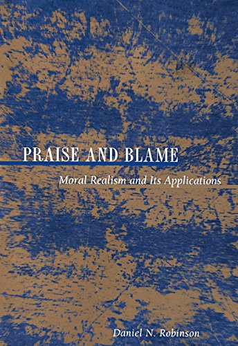 9780691057248: Praise and Blame: Moral Realism and Its Applications (New Forum Books)