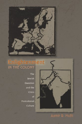 9780691057316: Enlightenment in the Colony: The Jewish Question and the Crisis of Postcolonial Culture