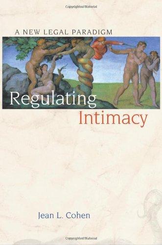 9780691057408: Regulating Intimacy: A New Legal Paradigm