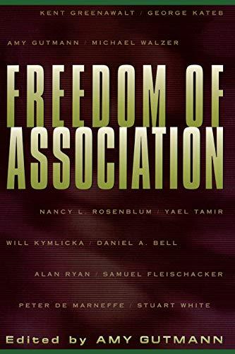 9780691057583: Freedom of Association
