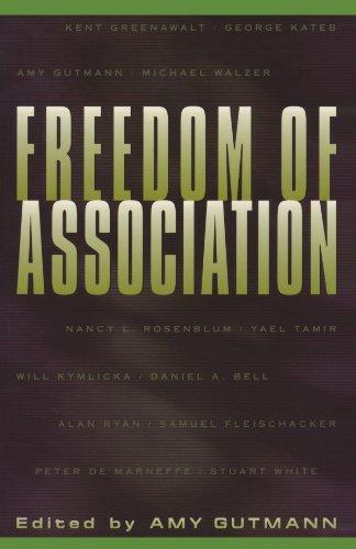 9780691057590: Freedom of Association