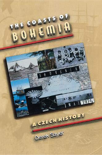 9780691057606: The Coasts of Bohemia: A Czech History
