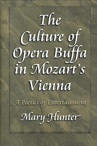 9780691058122: The Culture of Opera Buffa in Mozart's Vienna