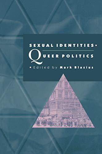 9780691058672: Sexual Identities, Queer Politics
