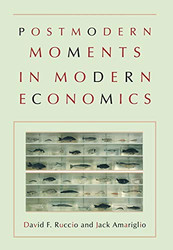 9780691058702: Postmodern Moments in Modern Economics