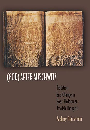 9780691059419: God After Auschwitz: Tradition and Change in Post-Holocaust Jewish Thought