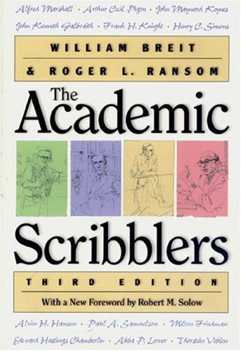 9780691059860: The Academic Scribblers (Princeton Legacy Library)