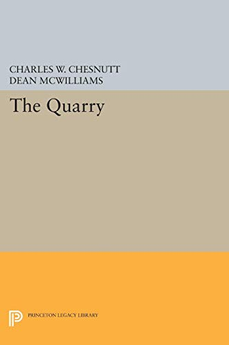 9780691059952: The Quarry (Princeton Legacy Library)