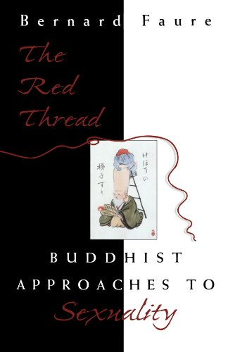 9780691059976: The Red Thread: Buddhist Approaches to Sexuality