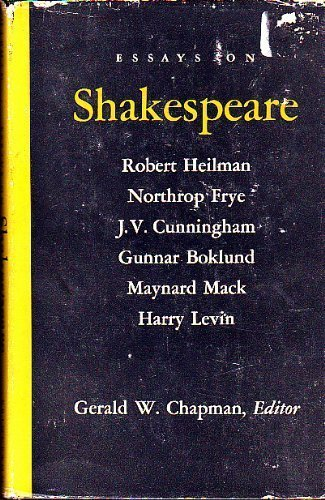 essay on shakespeare authorship The authorship of shakespeare - shakespeare was a playwright from stratford who had arguably the most influential affect on english literature and the english language.