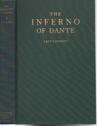 9780691060583: The Inferno of Dante (Princeton Legacy Library)