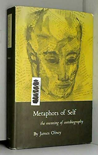 9780691062211: Metaphors of Self: The Meaning of Autobiography (Princeton Legacy Library)