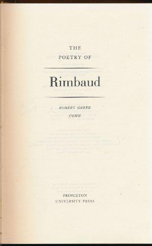 9780691062440: The Poetry of Rimbaud