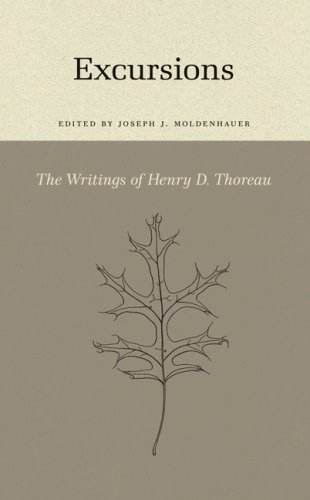 9780691064505: Excursions (Writings of Henry D. Thoreau)