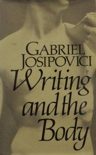 Writing and the Body: Josipovici, Gabriel