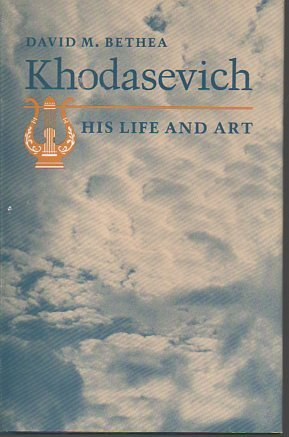 9780691065595: Khodasevich: His Life And Art (Princeton Legacy Library)