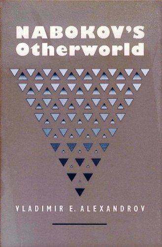 Nabokov's Otherworld (Princeton Legacy Library): Alexandrov, Vladimir E.