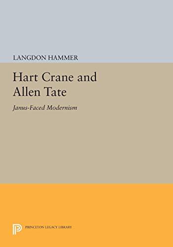Hart Crane and Allen Tate: Hammer, Langdon