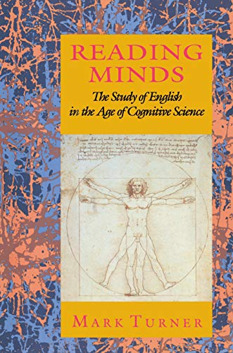 9780691068978: Reading Minds: The Study of English in the Age of Cognitive Science
