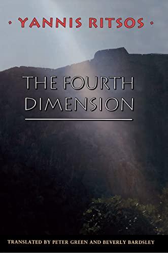 9780691069401: The Fourth Dimension (Princeton Modern Greek Studies)