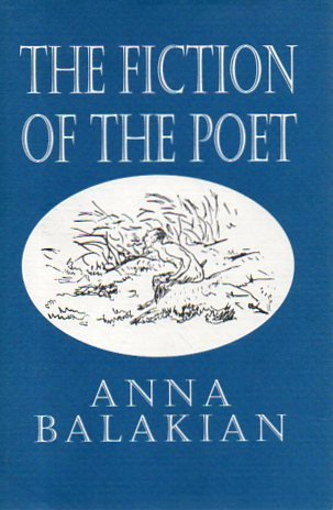 9780691069463: The Fiction of the Poet