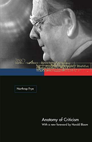 9780691069999: Anatomy of Criticism: Four Essays