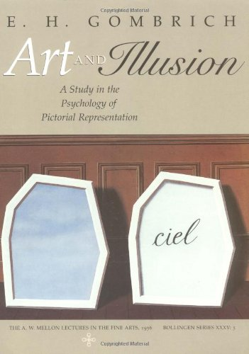 9780691070001: Art and Illusion: A Study in the Psychology of Pictorial Representation (The A. W. Mellon Lectures in the Fine Arts)