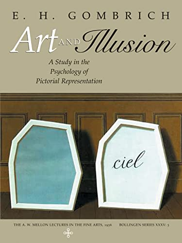 9780691070001: Art and Illusion - A Study in the Psychology of Pictorial Representation
