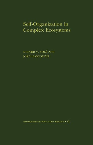 9780691070407: Self-Organization in Complex Ecosystems (Monographs in Population Biology)