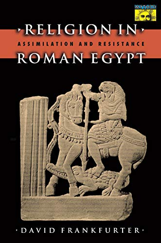 9780691070544: Religion in Roman Egypt