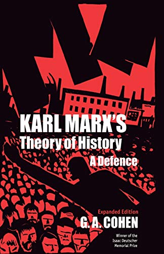 9780691070681: Karl Marx's Theory of History: A Defence (Princeton Paperbacks)