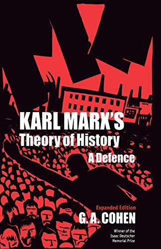 9780691070681: Karl Marx's Theory of History: A Defense