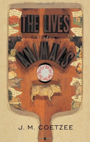 9780691070896: The Lives of Animals (The University Center for Human Values Series)