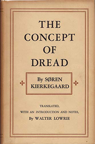9780691071053: The Concept of Dread