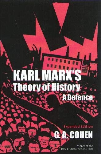 9780691071756: Cohen: Karl Marx'S Theory of History: A Defence (Cloth)