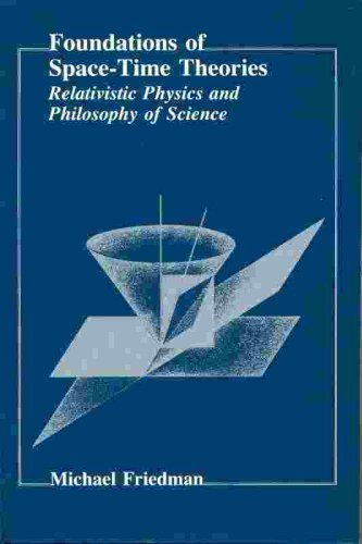 9780691072395: Foundations of Space-Time Theories: Relativistic Physics and Philosophy of Science (Princeton Legacy Library)